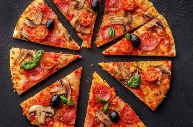 Pizza Di Pomodoro